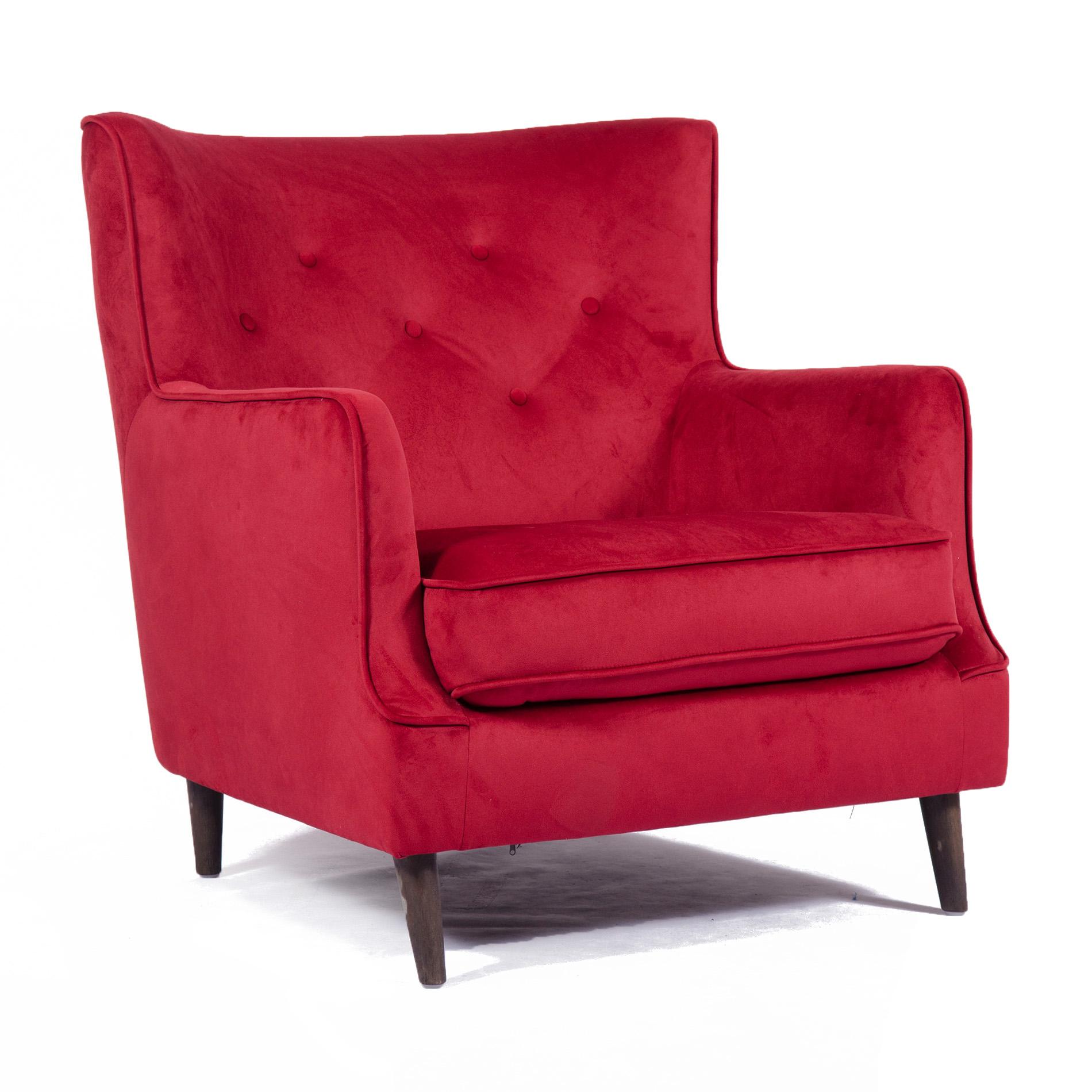 Riley Armchair Fabric Furdes Interior
